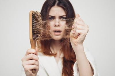 Hair Loss|Hair loss in women