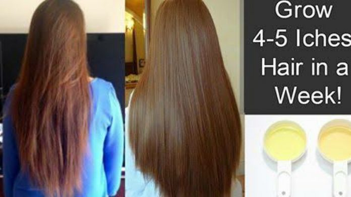 Ten Tips For How To Grow Hair Faster In A Week