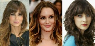 16 Best Hairstyles For Wide Foreheads