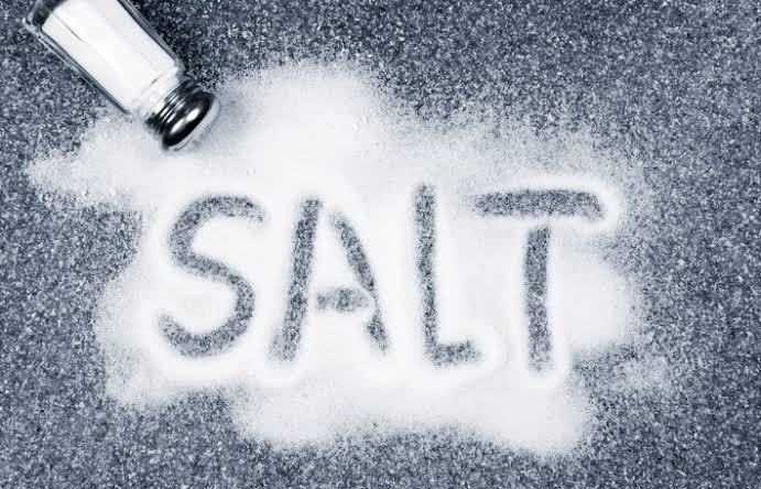 Reduce the level of your salt intake