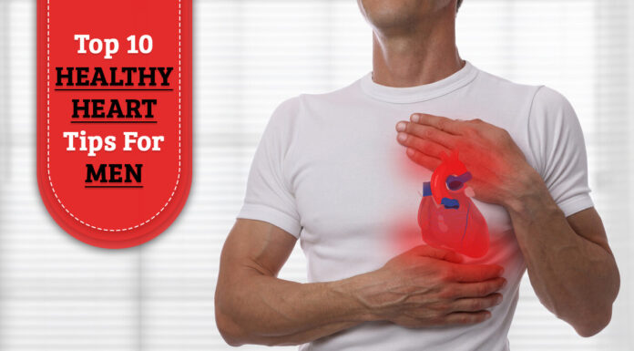 alldaygeneric, Healthy Heart Tips For Men, healthy heart