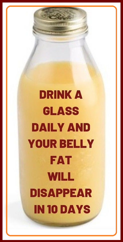 Drink-One-Glass-Daily-and-Your-Belly-Fat-Will-Disappear-in-10-Days1